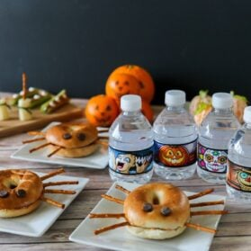 5 Easy and Healthy Halloween Snacks for Kids