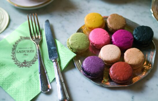 7 Reasons We Always Dine at this Ladurée Tea Salon in Paris