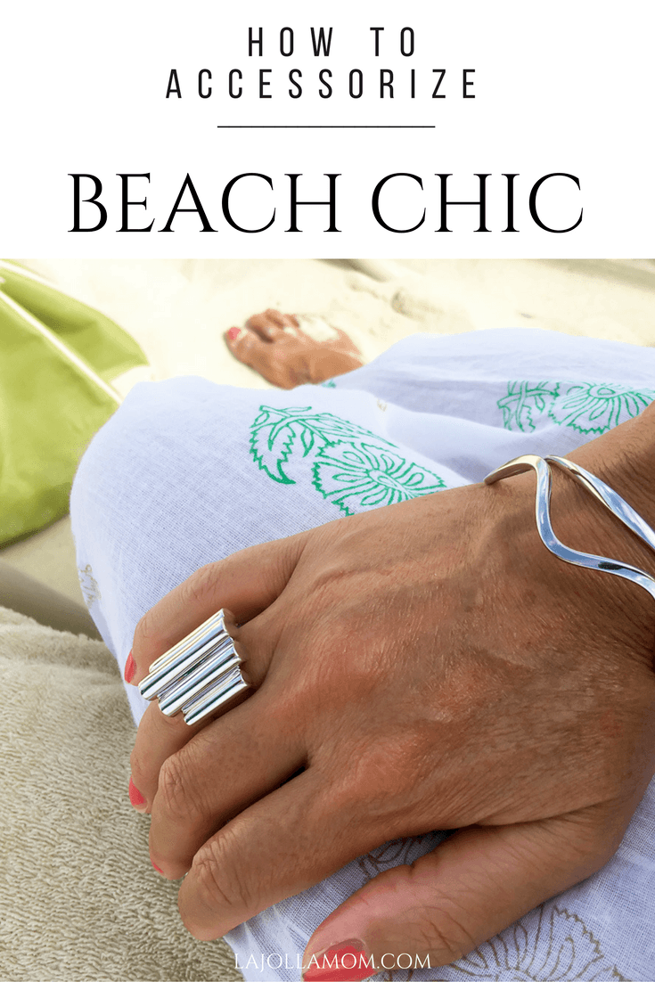 The Lisa Bridge Jewelry Collection is casual and chic enough to be worn everyday, even on a beach vacation.