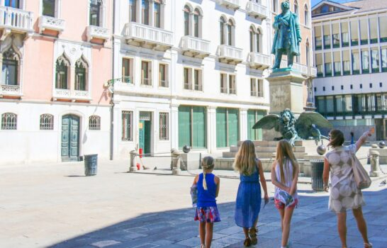 Hunt for Lions with Context Travel in Venice, Italy