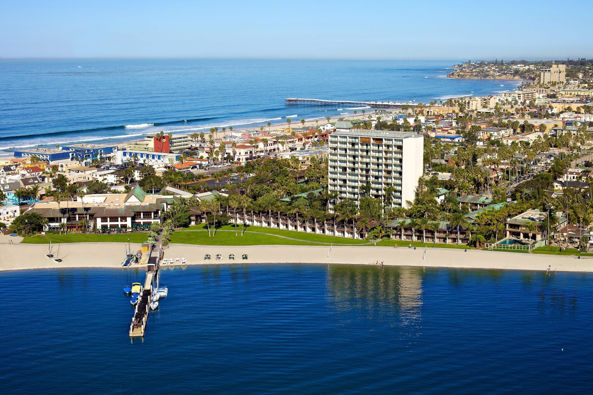 8 Best Mission Beach Hotelission Bay Hotels