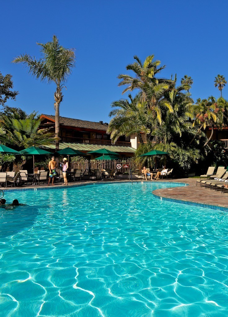 best mission beach hotels