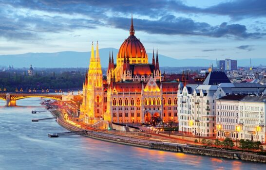 Snap a #CruiseSmile to Win a Family Blue Danube River Cruise with Tauck