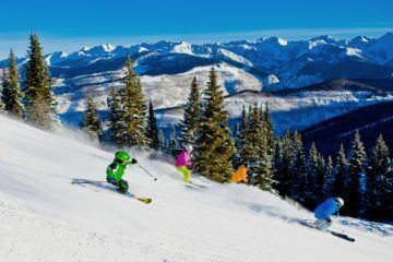 See why your next family vacation should be at a mountain resort.