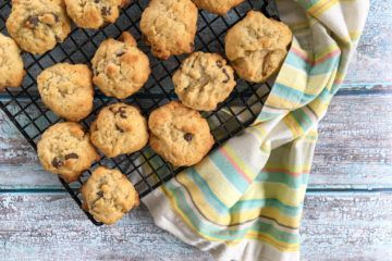 "Try these lower calorie chocolate chip cookies, a recipe by Buddy Valastro of ""Cake Boss"""