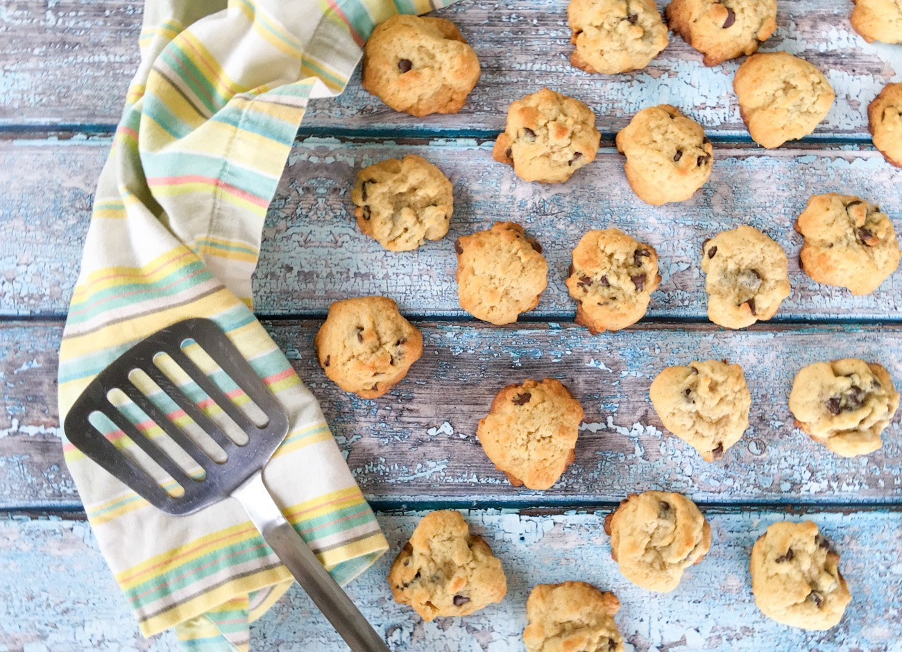 A Lower Calorie Chocolate Chip Cookie Recipe - La Jolla Mom