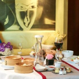 Why We Checked in Twice to Mandarin Oriental, Paris