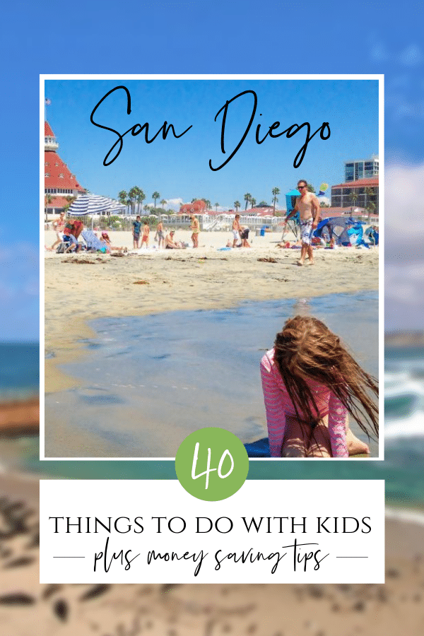 Learn what to do in San Diego with kids including attractions, free outdoor fun, water sports and more.