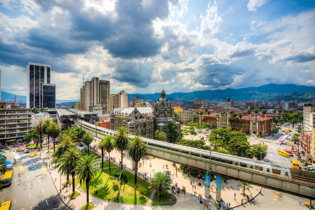 Tips for getting to Medellín, Colombia