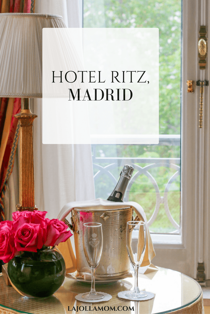 Hotel Ritz, Madrid was the Spanish capital's first luxury hotel and is still one of its best with an unbeatable location.