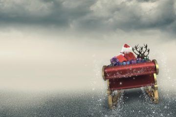What would you do if you were Santa for a day? This Lands' End campaign is one of their best.