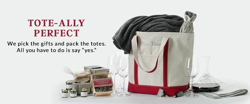You can build your own Lands' End tote!