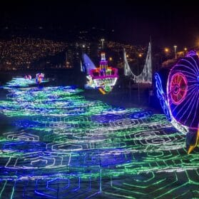 The 31 Million Medellín Christmas Lights and More in Photos