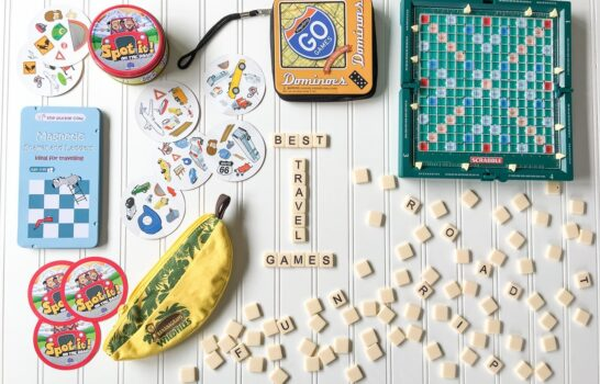 15 Coolest Travel Games for Kids