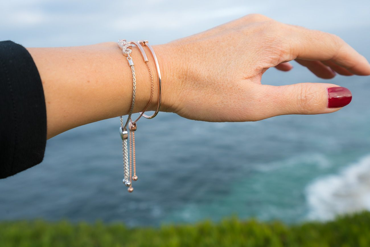 Gift These Stackable Bracelets From Jared La Jolla Mom