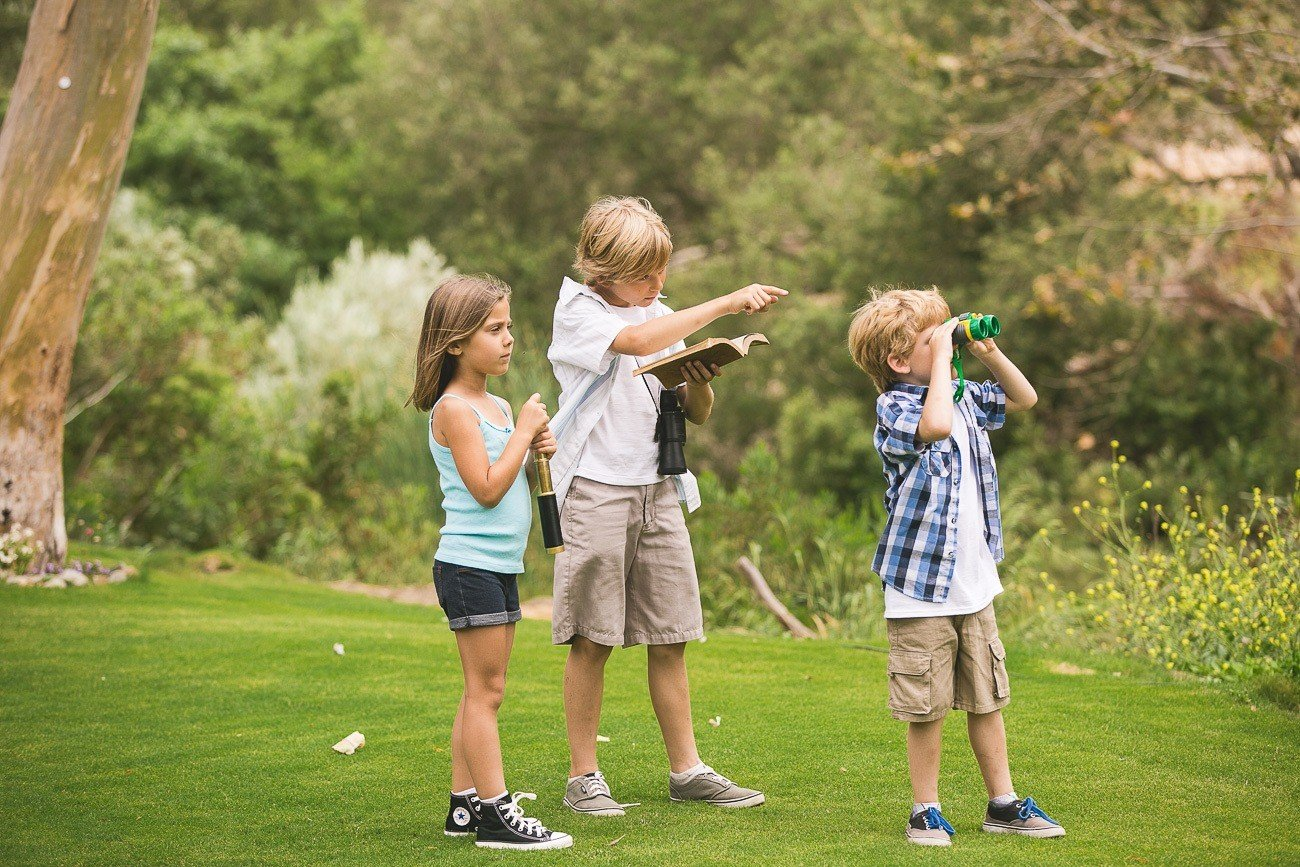 The Ranch at Laguna Beach has a weekend kids' club that is full of edutainment.