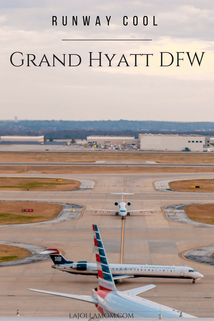 The Grand Hyatt DFW is considered the best Dallas airport hotel for its runway view rooms and amenities.