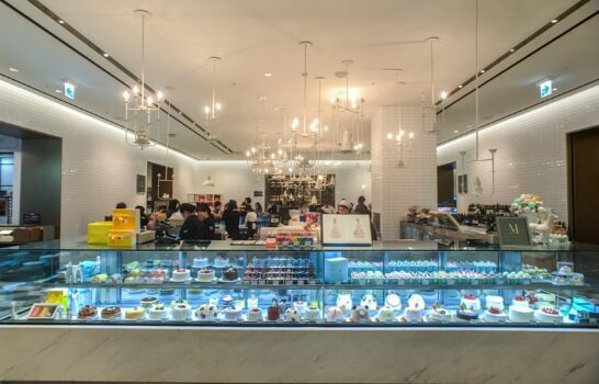 Photo Tour: Shinsegae Luxury Department Store's Food Hall in Seoul