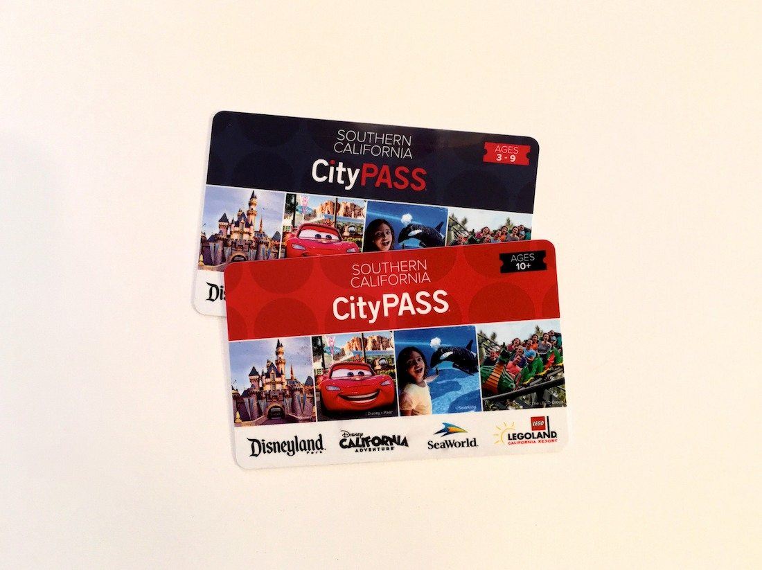 The Southern California CityPASS is one of the best ways to save money on the area's best theme parks like Disneyland and LEGOLAND.