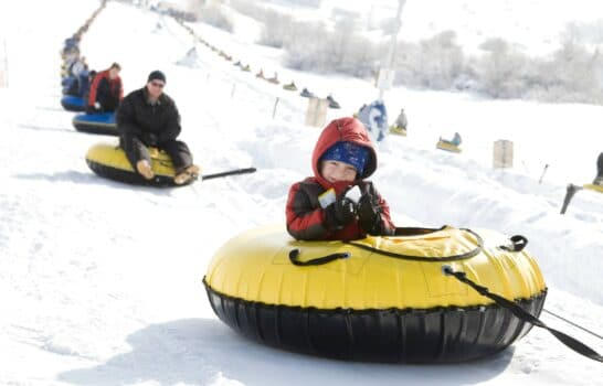 8 Reasons Heber Valley Makes One of the Best Winter Family Vacation Destinations