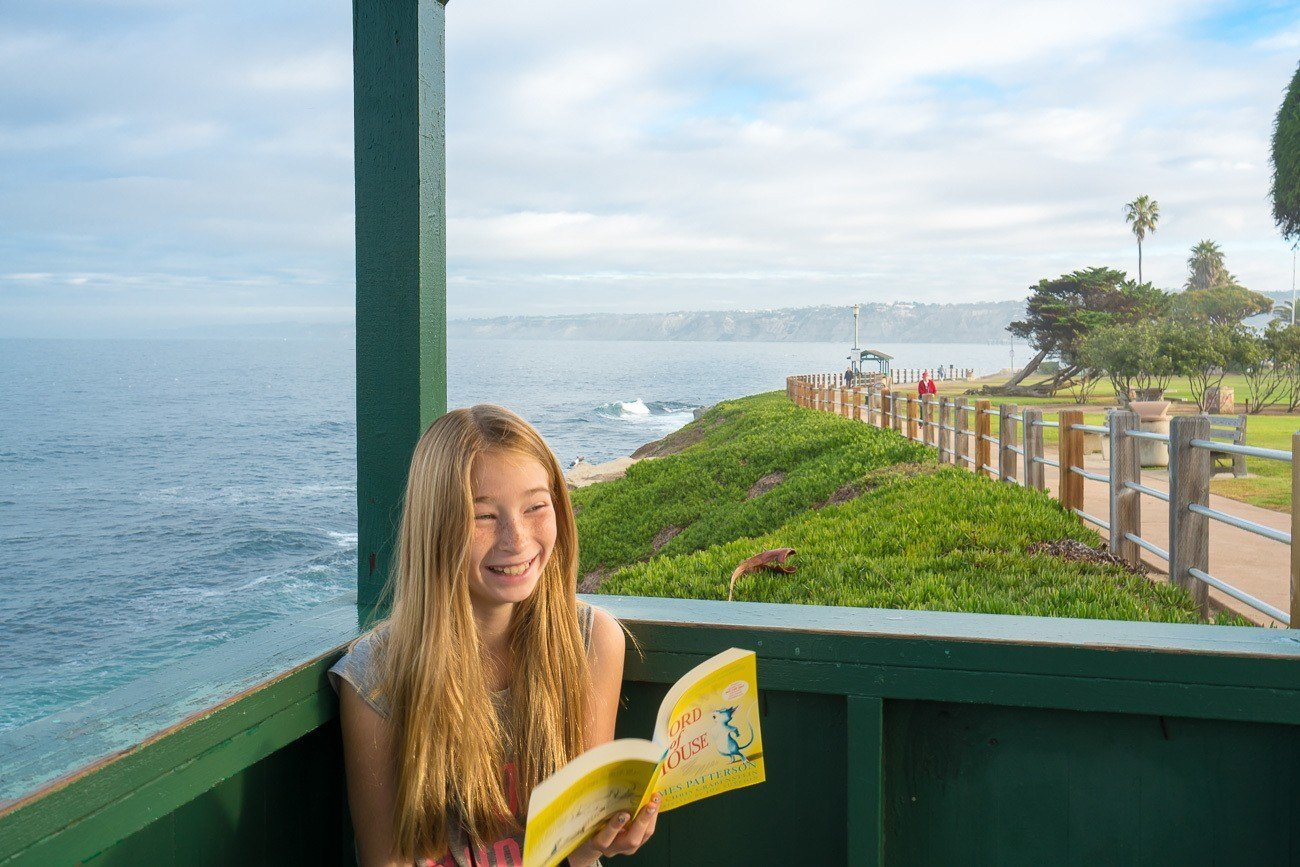"A 9-year-old enjoying ""Word of Mouse"" a new book for middle grade kids."