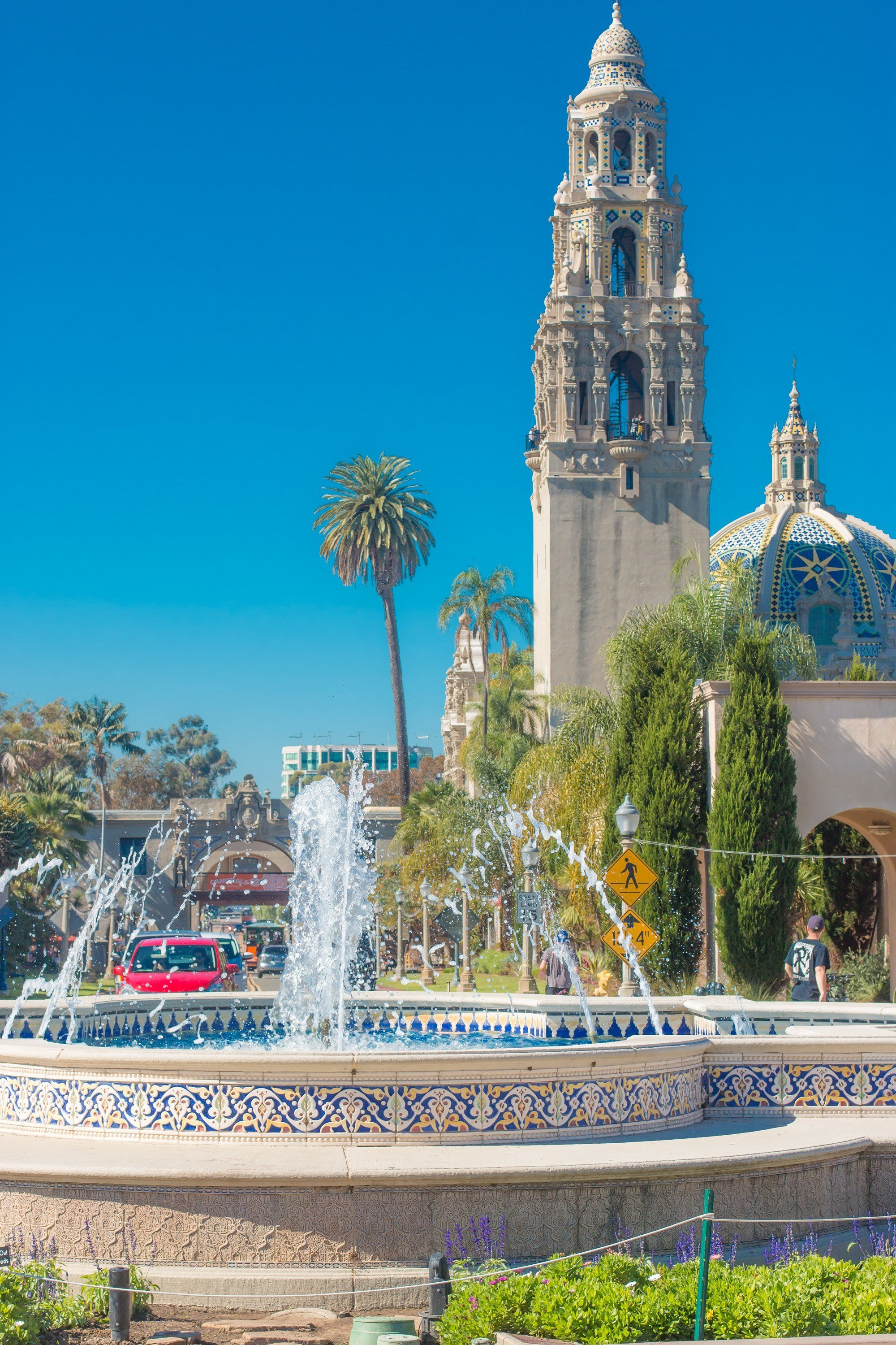 Balboa Park San Diego Dog Friendly