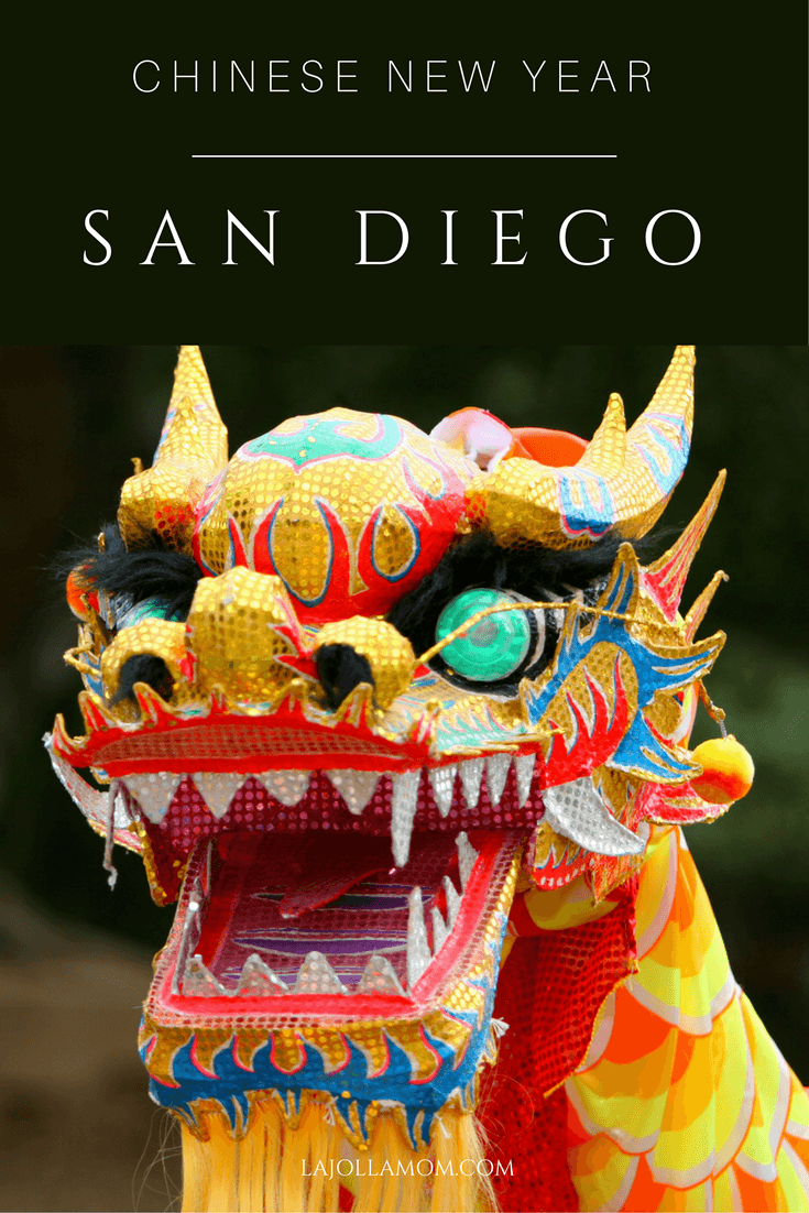 Where to celebrate Chinese New Year in San Diego.