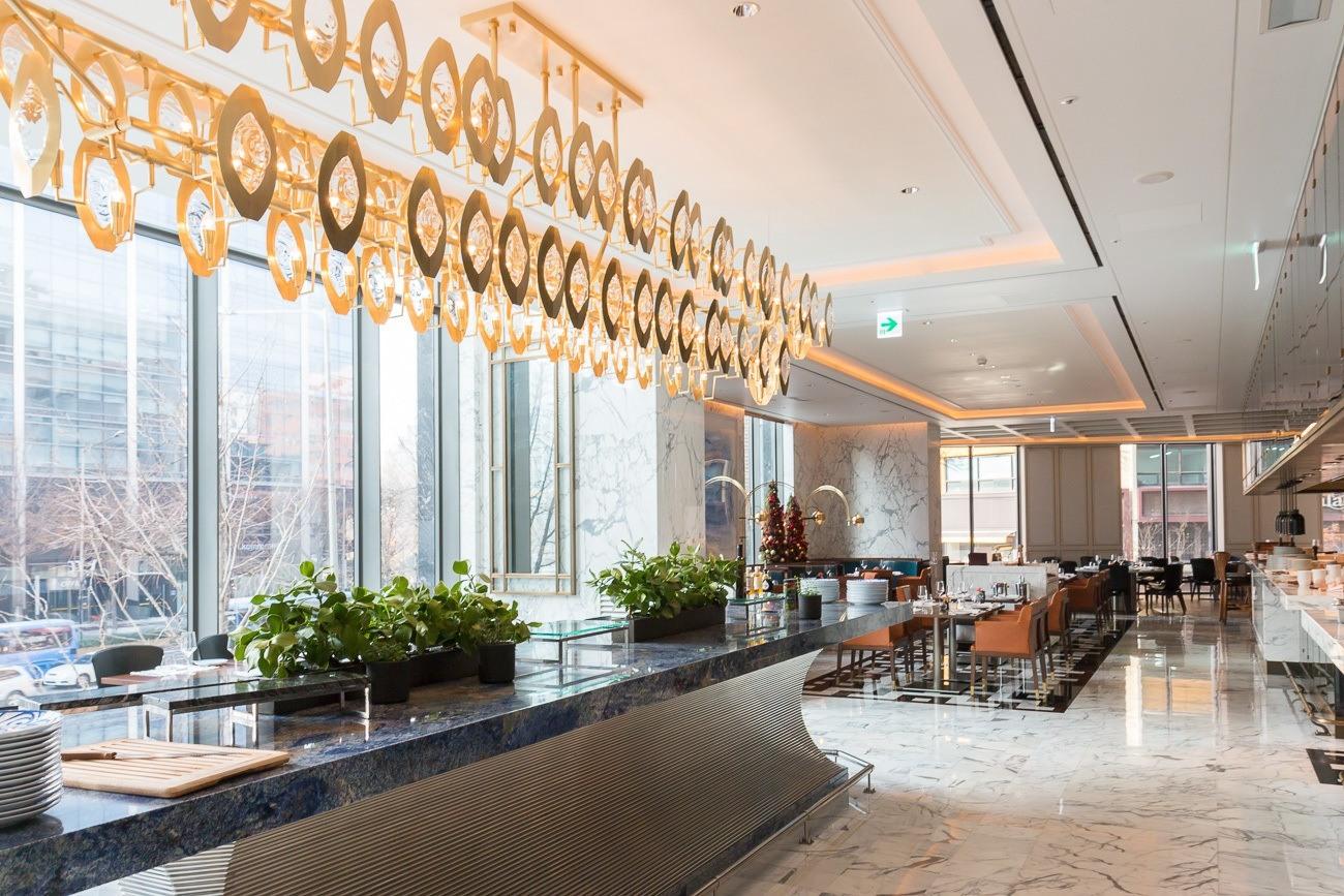 Boccalino restaurant at Four Seasons Hotel Seoul.