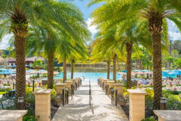 The Four Seasons Resort Orlando is the best place to stay at Walt Disney World.