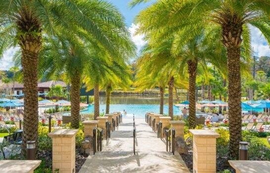Stay Here: Four Seasons Resort Orlando at Walt Disney World Resort