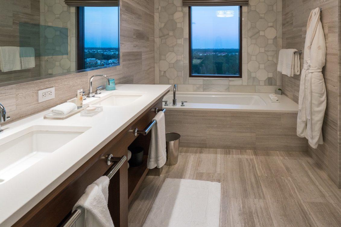 Bathroom Fixtures Orlando four seasons resort orlando at walt disney world review - la jolla mom