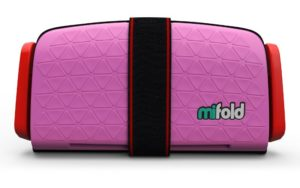 The mifold travel booster seat is among the best.