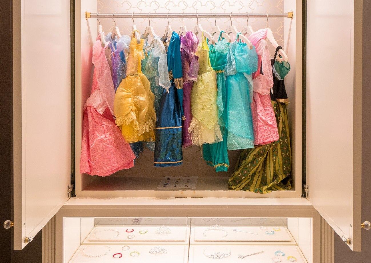Magical Moments at Four Seasons Resort Orlando at Walt Disney World transforms kids into princesses and princes.