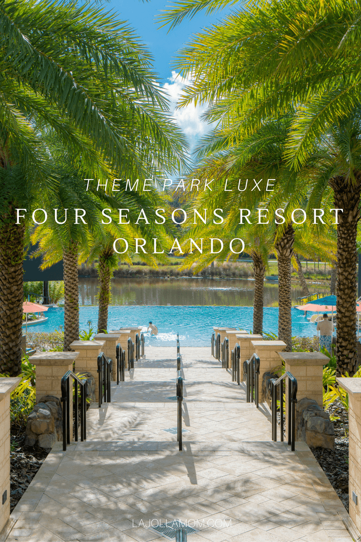 See why Four Seasons Resort Orlando is your very best hotel choice when visiting Walt Disney World.