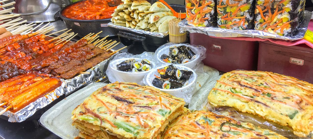 Korean Food Market Online