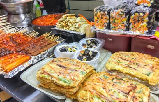 19 Must Eat Street Food and Korean Dishes in Seoul