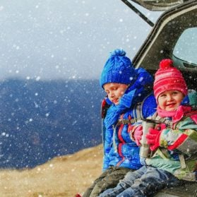 Join #KidsNTrips for a Winter Driving Tips Family Travel Twitter Party