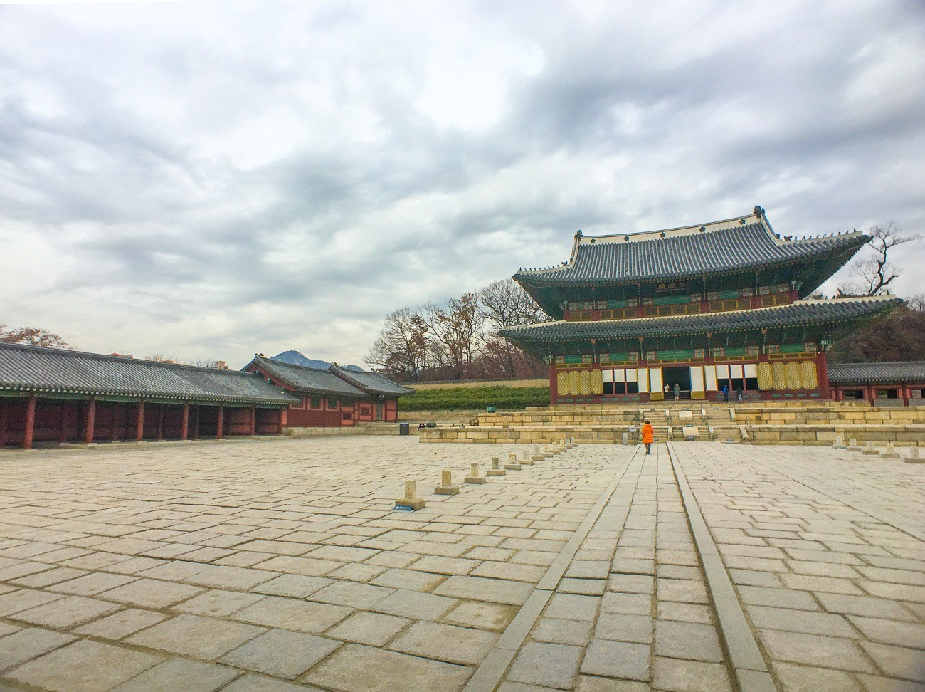 Changdeokgung Palace, a major Seoul attraction.