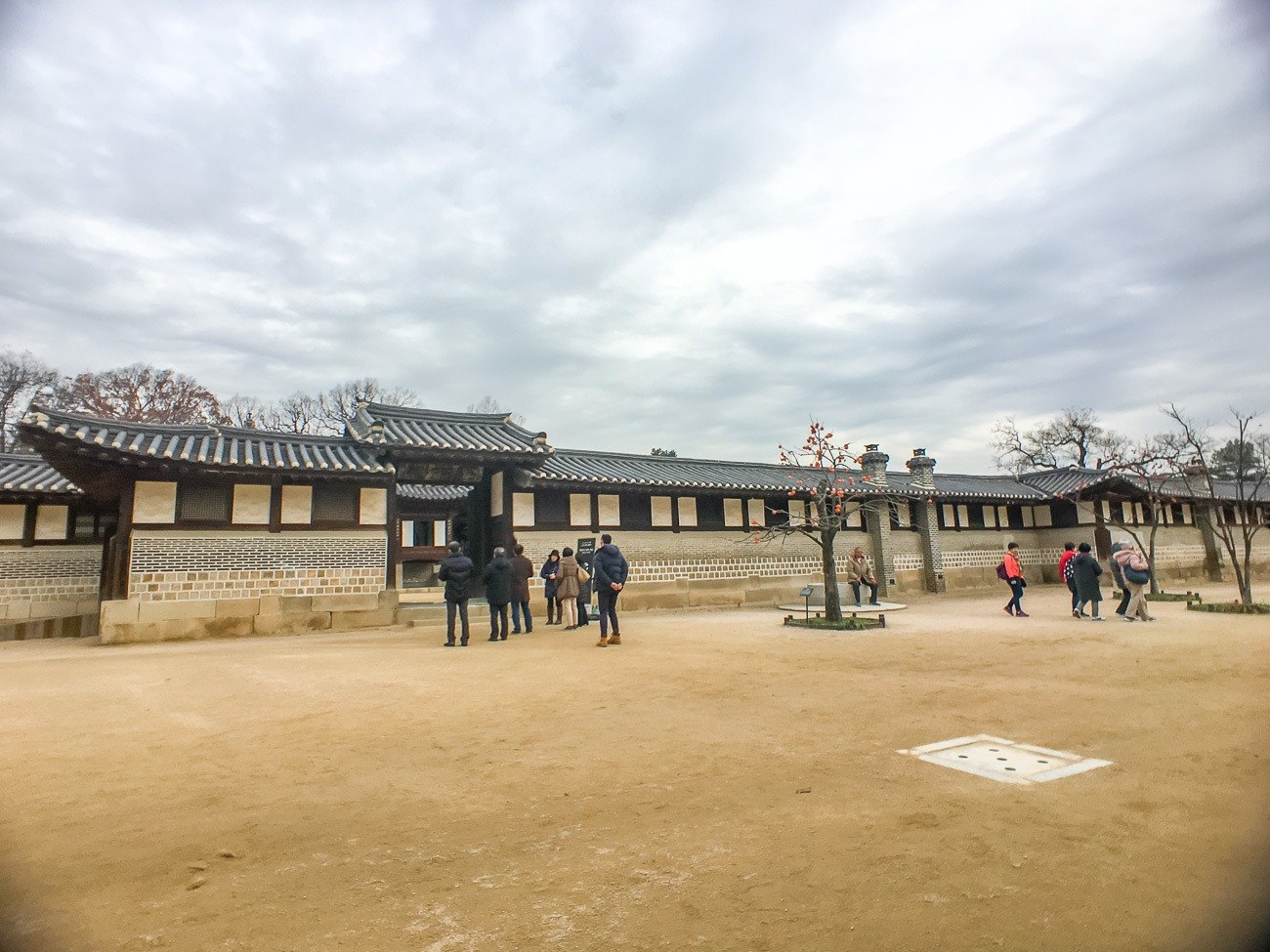 Moment iPhone lens review: Changdeokgung Palace in Seoul