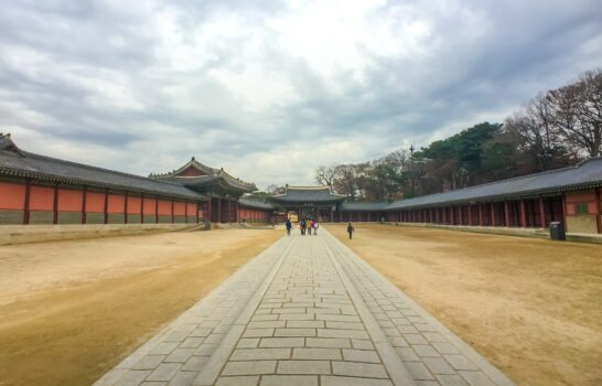 Photo Tour: Changdeokgung Palace in Seoul Shot with a Moment iPhone Lens