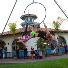 11 Things You Didn't Know About the Busker Festival at San Diego's Seaport Village