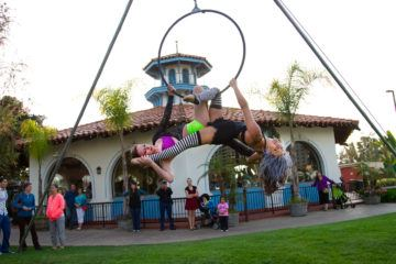 Find out more about the Seaport Village Buskar Festival happening in San Diego on March 4-5.