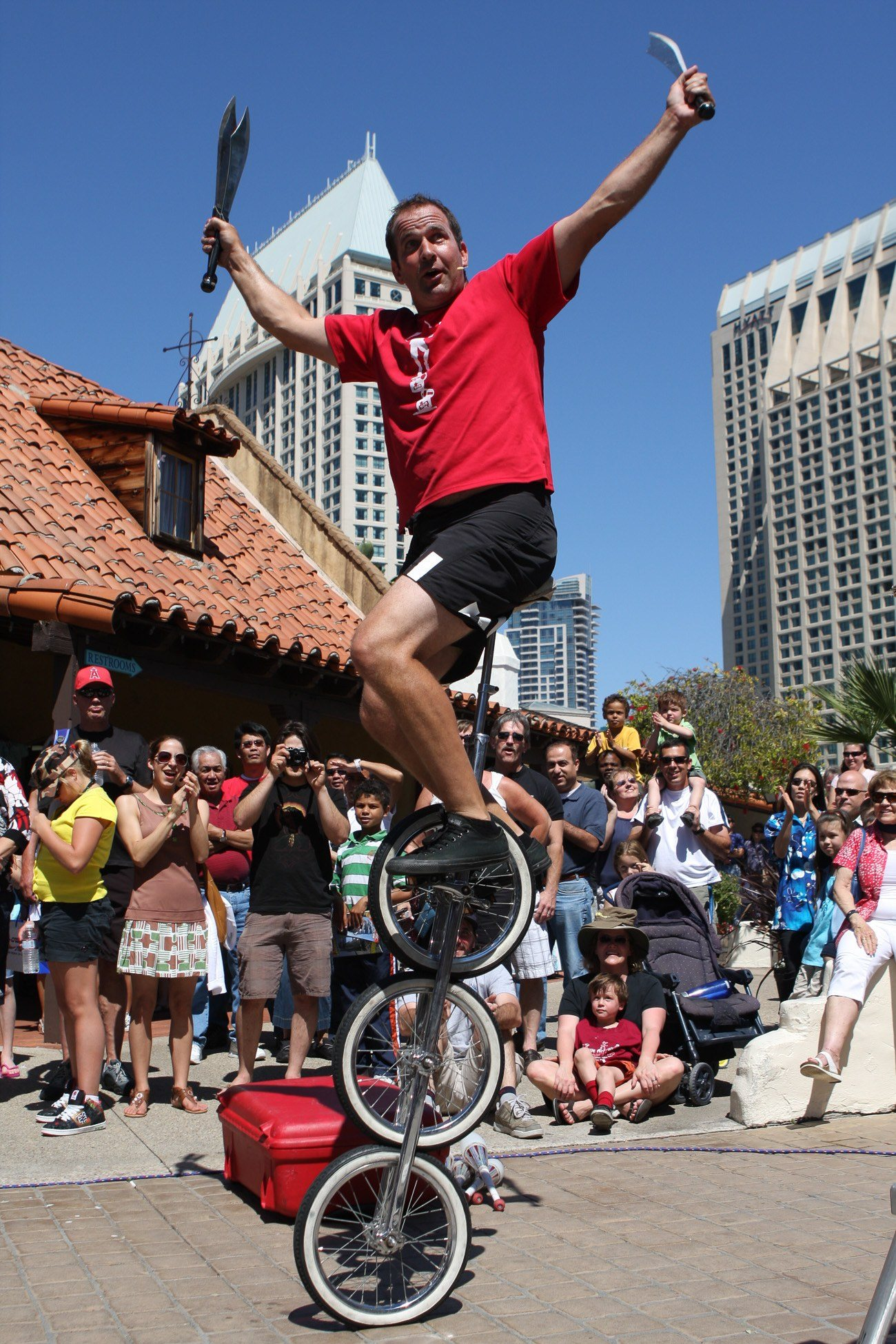 Find out more about the Seaport Village Buskar Festival happening in San Diego.
