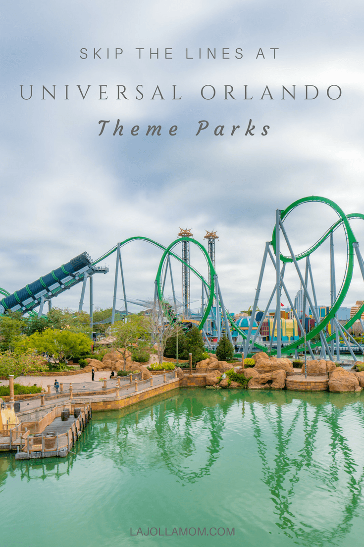 Learn how to skip the lines at Universal Studios Florida and Islands of Adventure theme parks in Florida.