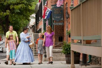 The best things to do in Gettysburg with kids.