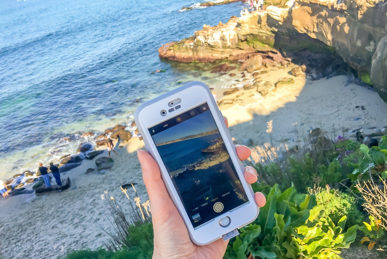 6 Ways To Make Your Iphone Beach Ready La Jolla Mom