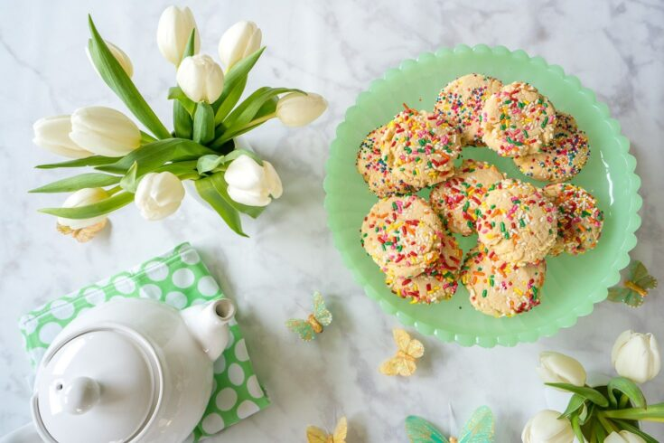 Recipe: Soft Sugar Cookies with Less Sugar