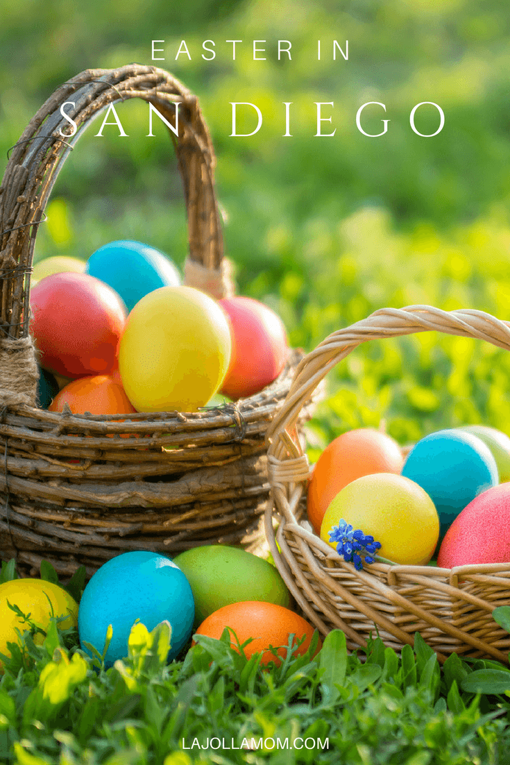 From egg hunts to brunches, here are the best things to do on Easter in San Diego.
