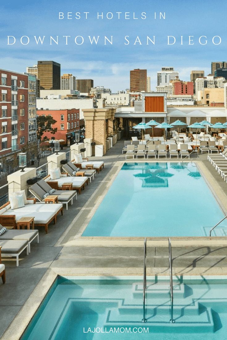 Find Out Where To Stay In Downtown San Go And Its Gaslamp Quarter