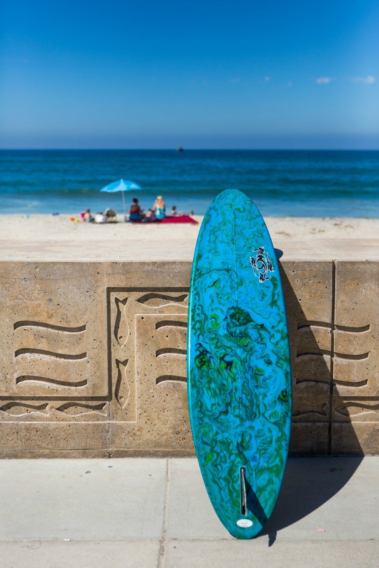 Learn how to surf in Carlsbad, California